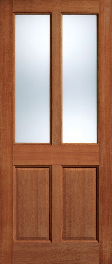 Hardwood Malton Clear Glazed (2L)